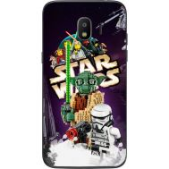 Силиконовый чехол Remax Samsung J250 Galaxy J2 (2018) Lego StarWars