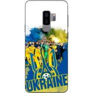 Силиконовый чехол Remax Samsung G965 Galaxy S9 Plus Ukraine national team