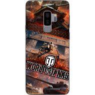 Силиконовый чехол Remax Samsung G965 Galaxy S9 Plus World Of Tanks