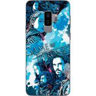 Силиконовый чехол Remax Samsung G965 Galaxy S9 Plus Game Of Thrones