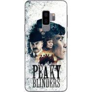 Силиконовый чехол Remax Samsung G965 Galaxy S9 Plus Peaky Blinders Poster