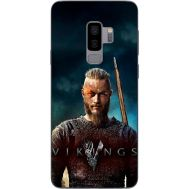 Силиконовый чехол Remax Samsung G965 Galaxy S9 Plus Vikings