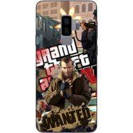 Силиконовый чехол Remax Samsung G965 Galaxy S9 Plus GTA 4