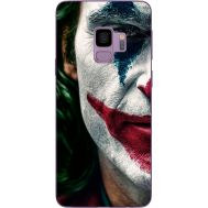 Силиконовый чехол Remax Samsung G960 Galaxy S9 Joker Background