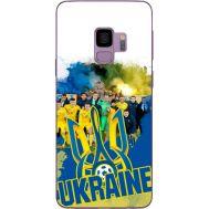 Силиконовый чехол Remax Samsung G960 Galaxy S9 Ukraine national team