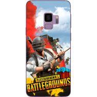 Силиконовый чехол Remax Samsung G960 Galaxy S9 PLAYERUNKNOWN'S BATTLEGROUNDS