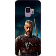 Силиконовый чехол Remax Samsung G960 Galaxy S9 Vikings
