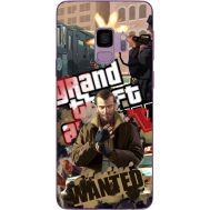 Силиконовый чехол Remax Samsung G960 Galaxy S9 GTA 4