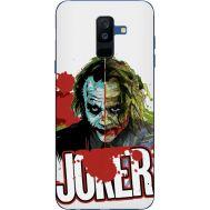 Силиконовый чехол Remax Samsung A605 Galaxy A6 Plus 2018 Joker Vector