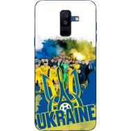 Силиконовый чехол Remax Samsung A605 Galaxy A6 Plus 2018 Ukraine national team