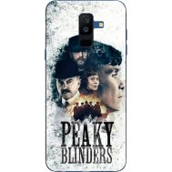 Силиконовый чехол Remax Samsung A605 Galaxy A6 Plus 2018 Peaky Blinders Poster