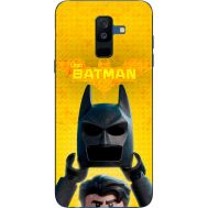 Силиконовый чехол Remax Samsung A605 Galaxy A6 Plus 2018 Lego Batman