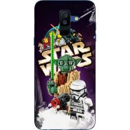 Силиконовый чехол Remax Samsung A605 Galaxy A6 Plus 2018 Lego StarWars