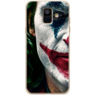 Силиконовый чехол Remax Samsung A600 Galaxy A6 2018 Joker Background