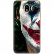 Силиконовый чехол Remax Samsung J400 Galaxy J4 2018 Joker Background