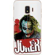 Силиконовый чехол Remax Samsung J260 Galaxy J2 Core Joker Vector