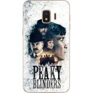 Силиконовый чехол Remax Samsung J260 Galaxy J2 Core Peaky Blinders Poster