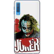 Силиконовый чехол Remax Samsung A750 Galaxy A7 2018 Joker Vector