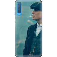 Силиконовый чехол Remax Samsung A750 Galaxy A7 2018 Thomas shelby