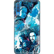 Силиконовый чехол Remax Samsung A750 Galaxy A7 2018 Game Of Thrones
