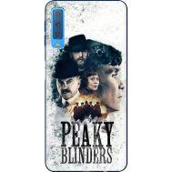 Силиконовый чехол Remax Samsung A750 Galaxy A7 2018 Peaky Blinders Poster