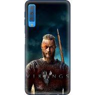 Силиконовый чехол Remax Samsung A750 Galaxy A7 2018 Vikings
