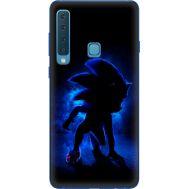 Силиконовый чехол Remax Samsung A920 Galaxy A9 2018 Sonic Black