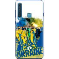 Силиконовый чехол Remax Samsung A920 Galaxy A9 2018 Ukraine national team