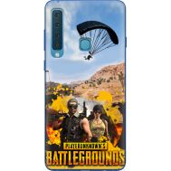 Силиконовый чехол Remax Samsung A920 Galaxy A9 2018 Pubg parachute