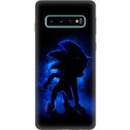Силиконовый чехол Remax Samsung G973 Galaxy S10 Sonic Black