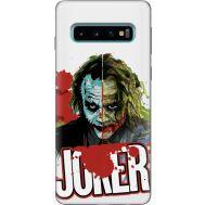 Силиконовый чехол Remax Samsung G973 Galaxy S10 Joker Vector