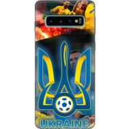 Силиконовый чехол Remax Samsung G973 Galaxy S10 UA national team