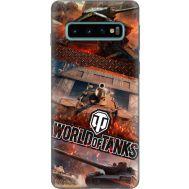 Силиконовый чехол Remax Samsung G973 Galaxy S10 World Of Tanks