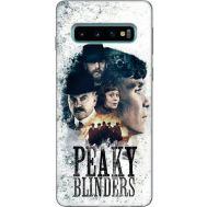 Силиконовый чехол Remax Samsung G973 Galaxy S10 Peaky Blinders Poster