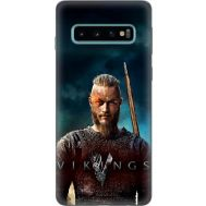 Силиконовый чехол Remax Samsung G973 Galaxy S10 Vikings