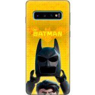 Силиконовый чехол Remax Samsung G973 Galaxy S10 Lego Batman