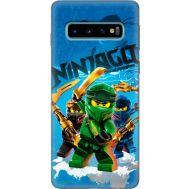 Силиконовый чехол Remax Samsung G973 Galaxy S10 Lego Ninjago