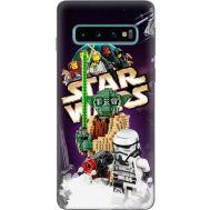 Силиконовый чехол Remax Samsung G973 Galaxy S10 Lego StarWars