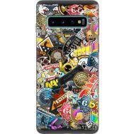 Силиконовый чехол Remax Samsung G973 Galaxy S10 CS:Go Stickerbombing