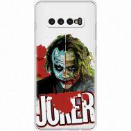 Силиконовый чехол Remax Samsung G975 Galaxy S10 Plus Joker Vector