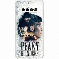 Силиконовый чехол Remax Samsung G975 Galaxy S10 Plus Peaky Blinders Poster