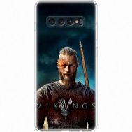 Силиконовый чехол Remax Samsung G975 Galaxy S10 Plus Vikings