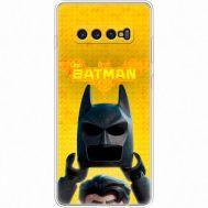 Силиконовый чехол Remax Samsung G975 Galaxy S10 Plus Lego Batman