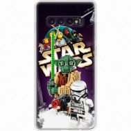 Силиконовый чехол Remax Samsung G975 Galaxy S10 Plus Lego StarWars