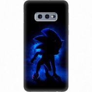 Силиконовый чехол Remax Samsung G970 Galaxy S10e Sonic Black