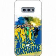 Силиконовый чехол Remax Samsung G970 Galaxy S10e Ukraine national team