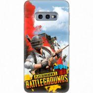 Силиконовый чехол Remax Samsung G970 Galaxy S10e PLAYERUNKNOWN'S BATTLEGROUNDS