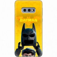 Силиконовый чехол Remax Samsung G970 Galaxy S10e Lego Batman