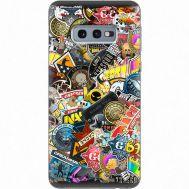 Силиконовый чехол Remax Samsung G970 Galaxy S10e CS:Go Stickerbombing