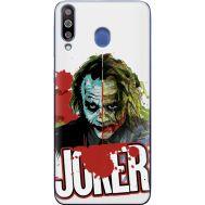 Силиконовый чехол Remax Samsung M305 Galaxy M30 Joker Vector